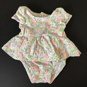 Carter's girls bodysuit dress